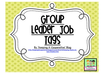 VIP Group Leader Tags