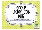 VIP Group Leader Tags
