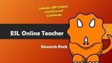 Rewards Pack and Dollars for ESL teachers