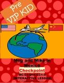 VIP Kids Check Point Lesson MC-L1-U11-LC1-4 Meg and Mike i