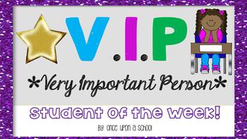 VIP Package