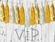 Great Gatsby VIP Signs