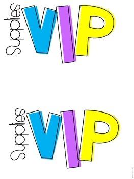 VIP Status classroom management tool
