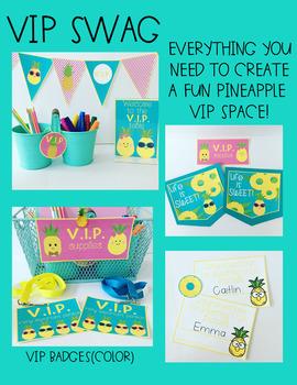 VIP Swag Pineapple Style