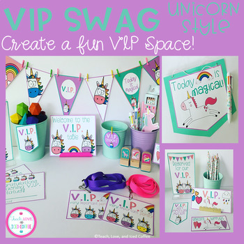 VIP Swag Unicorn Style