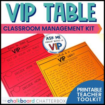 VIP Table Starter Kit