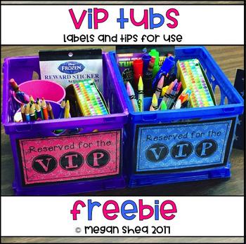 VIP Tub Classroom Management Free