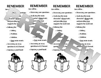 VIP (Very Important Part) Bookmark - Editable!