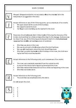 VIPERS Close Reading Questions SATs Resource to Practise Core Reading Skills #1