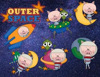 VIPKID: Outer Space Pigs Reward