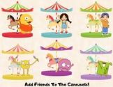 VIPKID REWARD: Add Friends To The Carousel