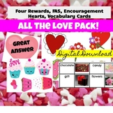 VIPKID All the Love, Valentine Printable (13 pages)