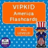 VIPKID America Flashcards