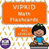 VIPKID Beginner Math Flashcards Pack
