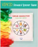 VIPKID Character Spinner Game