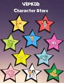 VIPKID Character Stars