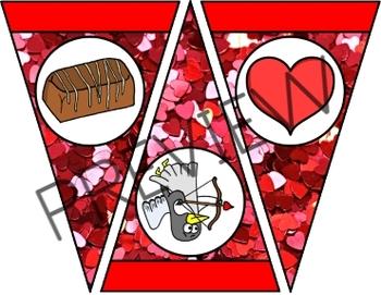 VIPKID Classroom Banner - Valentine's Day