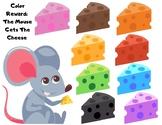 VIPKID Colors Reward: The Mouse Gets The Cheese