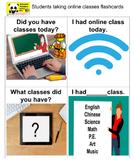 VIPKID, Conversation Starters: Students taking online classes