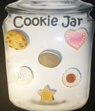Online ESL Teaching - Cookie Jar Reward Activity Prop VIPKID