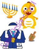 VIPKID DINO Hanukkah Reward