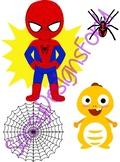 VIPKID DINO Spider Reward