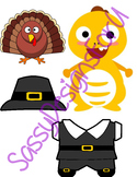 VIPKID DINO Thanksgiving Reward