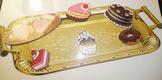 Online ESL Teaching - Dessert Tray Food Cake Cookies Activity Reward Prop VIPKID