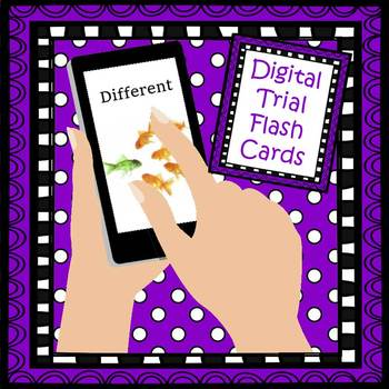 VIPKID Digital Trial Flash Cards FREEBIE (Google Drive)