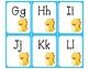 VIPKID Dino Alphabet Flashcards