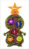 VIPKID Dino Christmas Tree