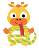 VIPKID Dino Dress Up - Jungle Zoo Animals - Reward System Bundle 2