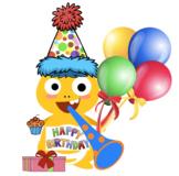 VIPKID Dino Dress Up - Birthday - FREE