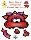 VIPKID Dino Dress Up - Chinese New Year - DRAGON - Reward System
