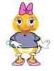 VIPKID Dino Dress Up - Disney Characters - Daisy and Donald Duck
