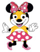 VIPKID Dino Dress Up - Disney Characters - Minnie and Mickey Mouse