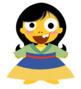 VIPKID Dino Dress Up - Disney Princess - Mulan
