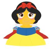 VIPKID Dino Dress Up - Disney Princess - Snow White
