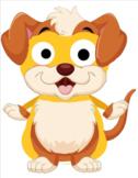 VIPKID Dino Dress Up - Farm Animal - Dog