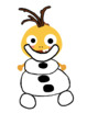 VIPKID Dino Dress Up - Olaf Winter Reward - FREE