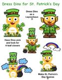 VIPKID Dino Dress Up - Saint Patrick's Day - Leprechaun and MORE - Reward System