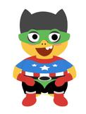 VIPKID Dino Dress Up - Super Hero Boys - Reward System Bundle 2
