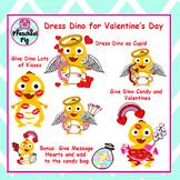 VIPKID Dino Dress Up - Valentine's Day - Cupid and MORE - Reward System
