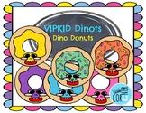 VIPKID Dinot- Dino Donuts