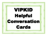 VIPKID Online ESL Conversation Signs - Great for Trials, Level 1, and Level 2