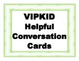 VIPKID Online ESL Conversation Signs - Great for Trials, L