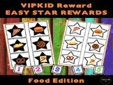 VIPKID Easy Star Reward- Food Edition