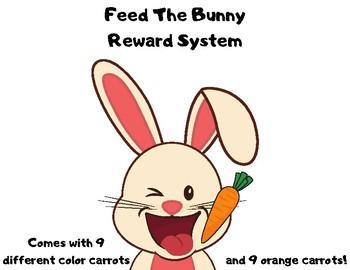 VIPKID: Feed The Bunny Rabbit Reward