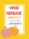 VIPKID Feedback Level 2 & 3