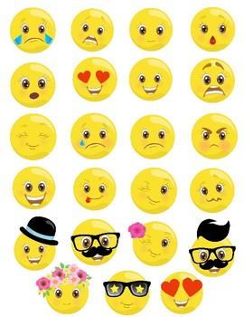 VIPKID Feelings Reward- Emojis on a Phone